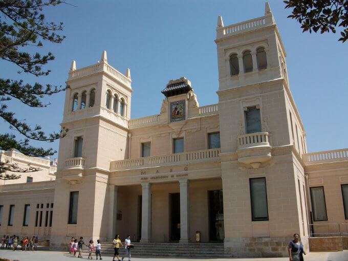 Musée Archéologique Alicante
