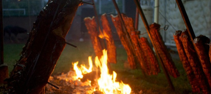 Guide pratique de l'Asado ,le Barbecue argentin