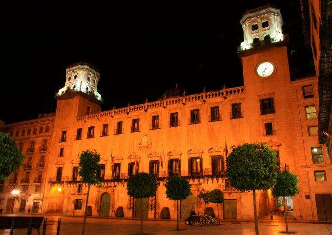 Ayuntamiento - Mairie Alicante