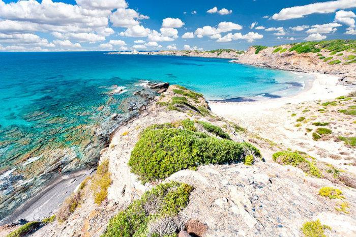 Presili ,au nord de l'ile de Minorque