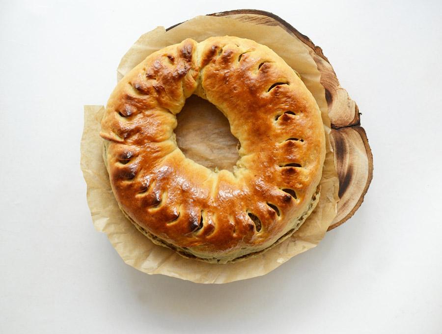 pain maison colac et colaci roumanie