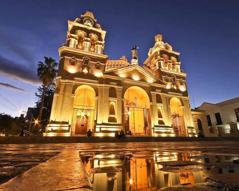 cordoba , une des villes de la Pampa