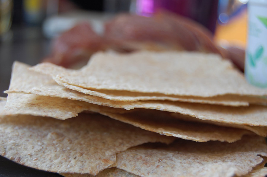 pain maison flatbrod norvege