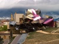 Top 10 mondial architectural dans les vignobles