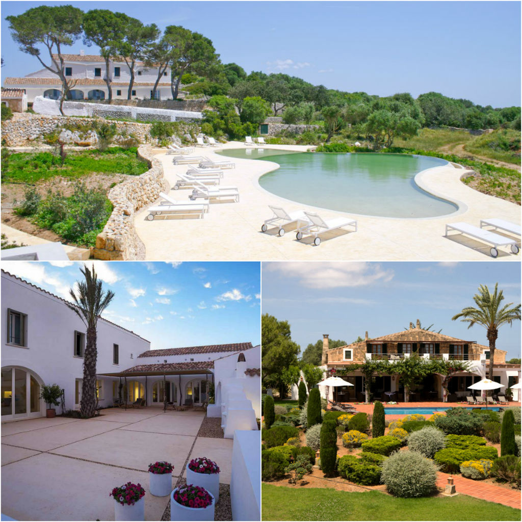 Minorque et ses magnifiques hotels