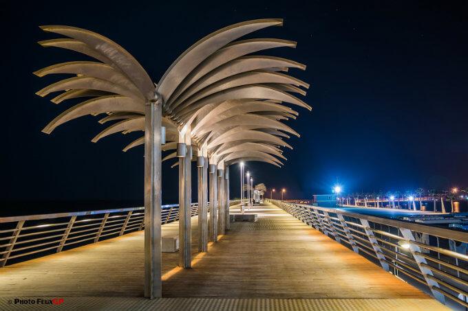 Jetée du Port d'Alicante