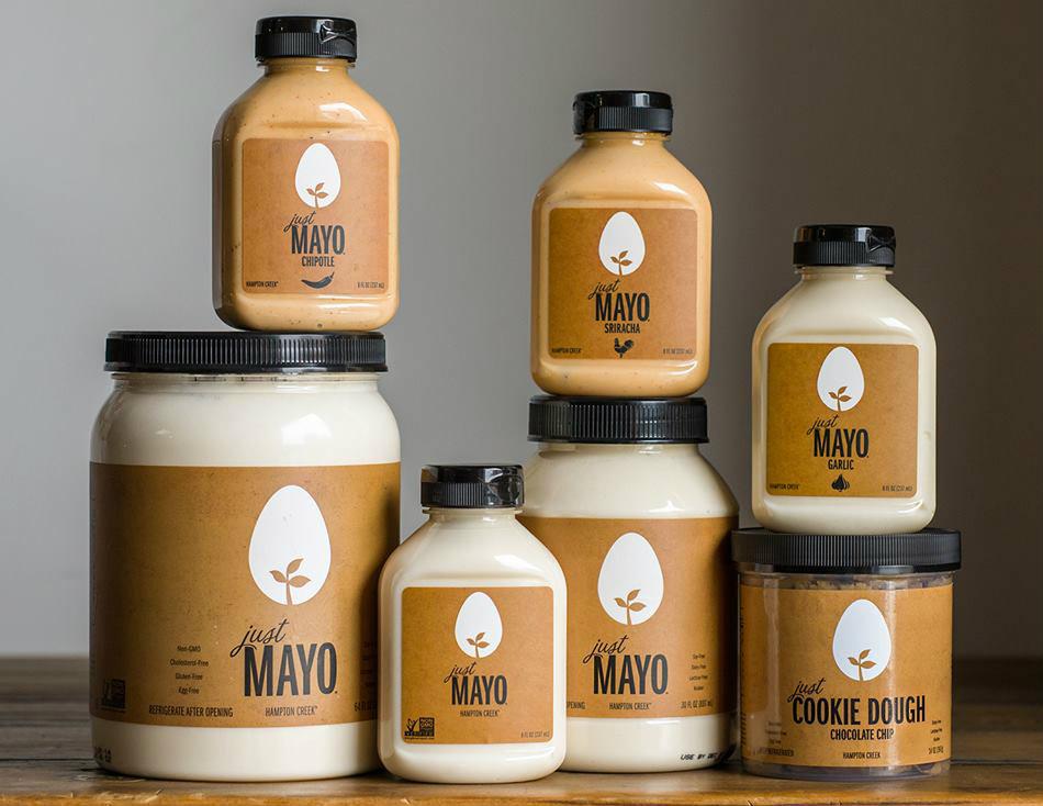 Just Mayo ou la mayonnaise sans oeuf