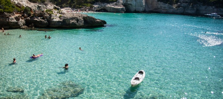 Top 10 des plages paradisiaques de l'ile de Minorque