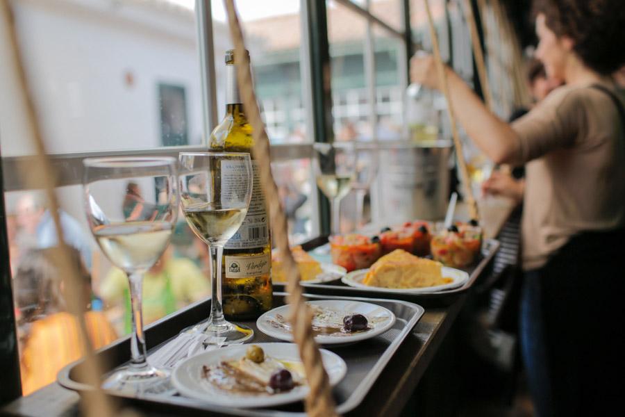 Le marché gourmet de Mahon. Un autre lieu tendance pour goûter les meilleurs tapas de la gastronomie de Minorque.