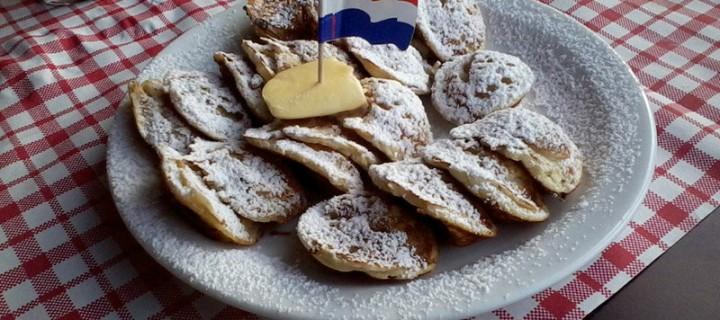 Poffertjes : une recette de crêpe à la hollandaise , ça vous dit ?