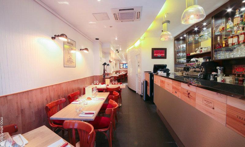 restaurant argentin anahi