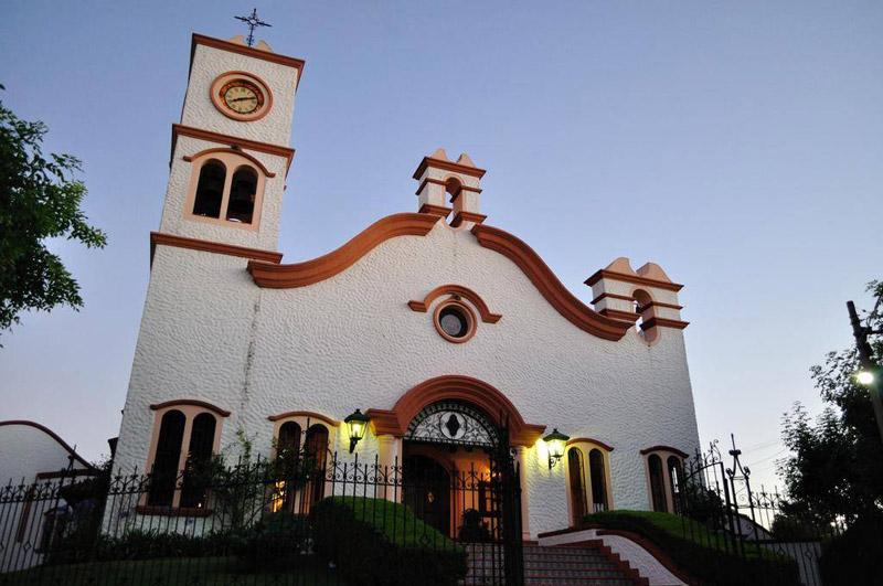 rosario une des deux grandes ville de la pampa